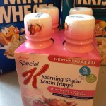 Kellogg's New Breakfast Special K Morning Shakes