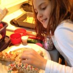 Cooking With Kids–Delicious Rice Krispies Holiday Treats