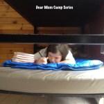 Dear Mom Camp Series – April – #MuskokaWoods