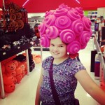 #Halloween Hair and a #WordlessWednesday