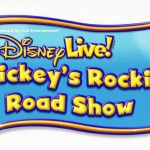Win Family Passes to #DisneyLive Mickey's Rockin' Road Show #Ldnont #giveaway