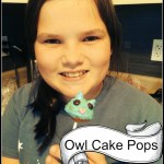 Cute and Simple Owl Cake Pops – Cooking With Kids