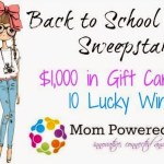 Back to School in Style #Giveaway