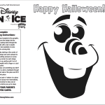 Free Disney Pumpkin Carving Templates #Halloween