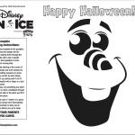 Free Disney Pumpkin Carving Templates #Halloween