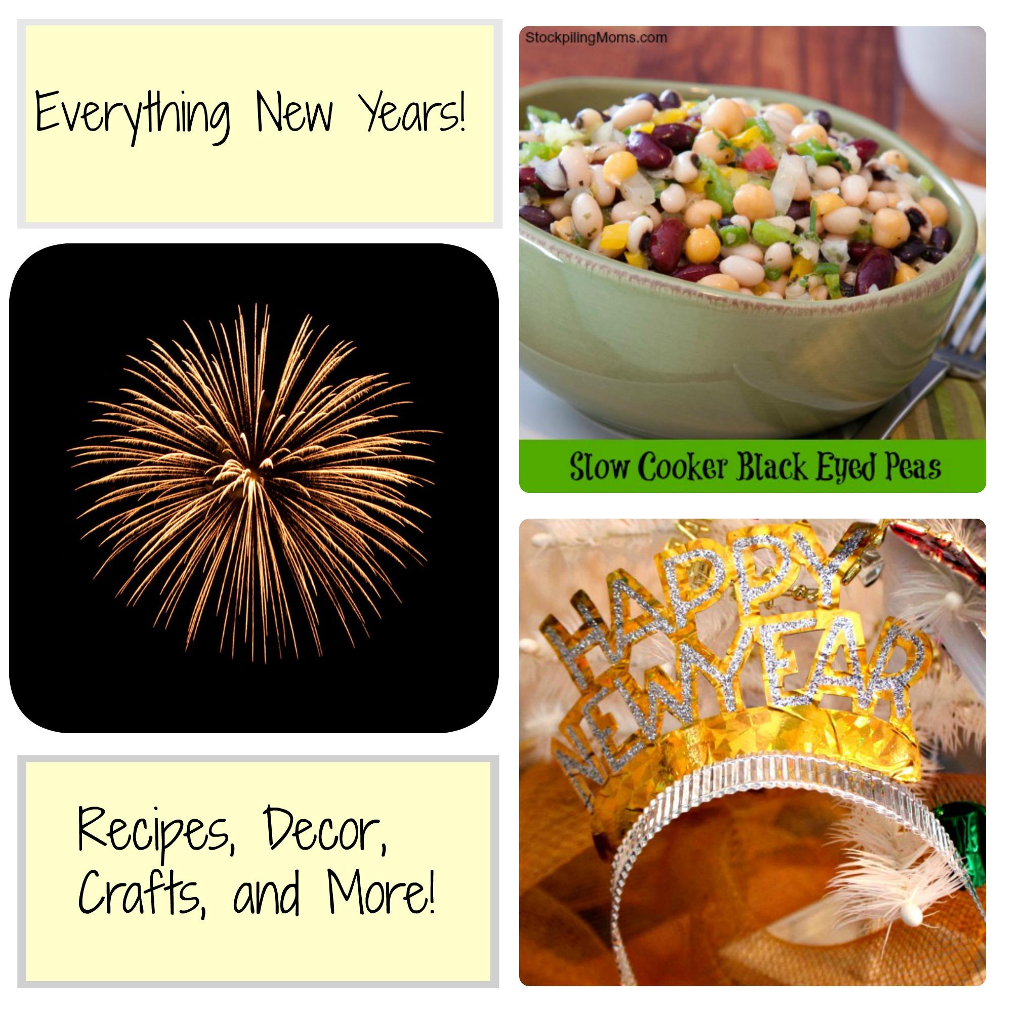 New Year's Roundup