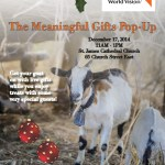 My Meaningful Christmas Gifts #WordlessWednesday With #WorldVisionGifts