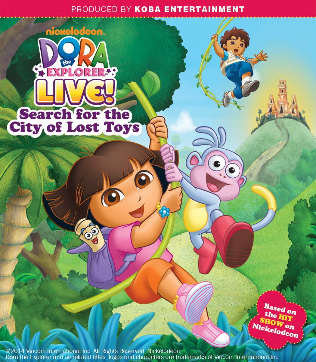 Dora The Explorer Live Show in London