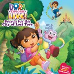 Dora The Explorer Live Show in London April 13th