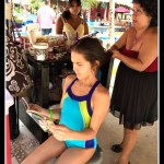 Travel Tuesday Linky – Hair in Costa Maya, Mexico