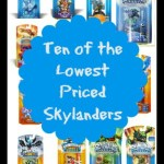 Ten of the Lowest Priced Skylanders Toys