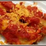 Family Favourite Cheesy Stuffed Pasta #GayLeaMom