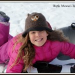 Tobogganing on Family Day #WordlessWednesday