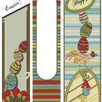 Easter Bookmarks Free Printable