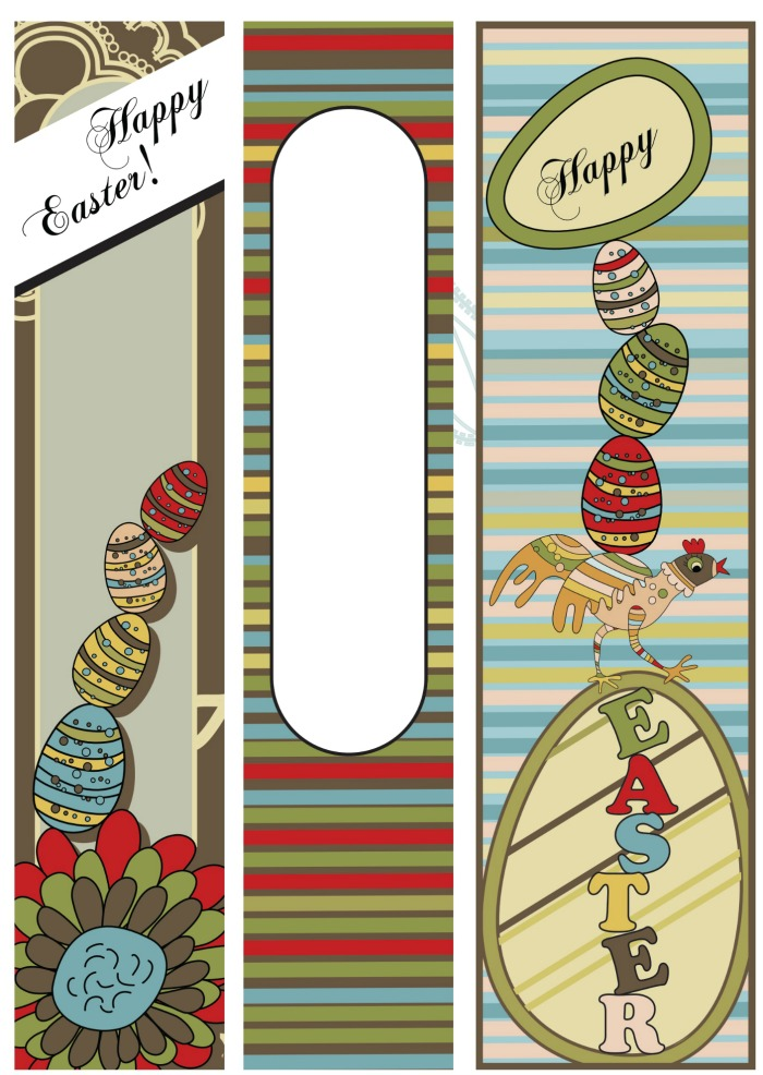 Easter-bookmarks