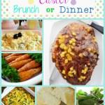 Six Best Easter Brunch or Dinner Recipes