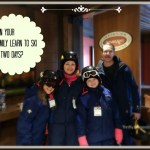 Can Your Family Learn to Ski in Two Days? #Tremblant #Travel Linky