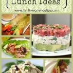 Five Easy Gluten Free Lunch Ideas