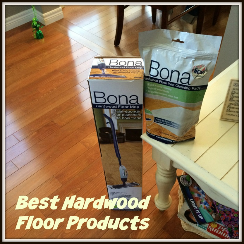 best-hardwood-floor-products