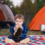 Camping With Toddlers 101- Keeping Your Sanity and Keeping Them Safe