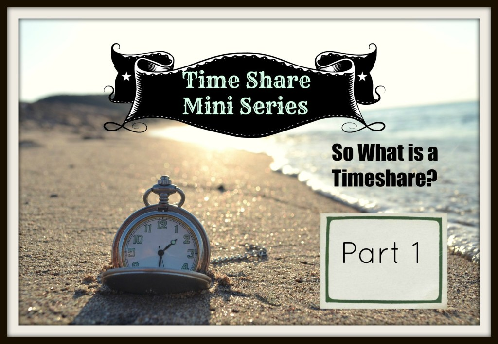 what is a timeshare