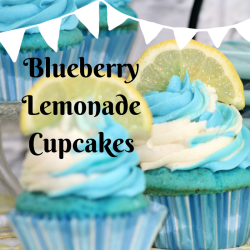 Blueberry-lemonade-cupcakes