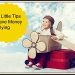 5 Tips for Saving Money on Flying #travel