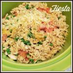 Gluten Free Tarragon Turkey Casserole and a Fiesta #Giveaway ARV $110
