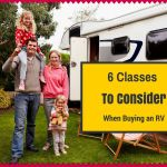 6 Classes to Consider When You Buy an RV #travel