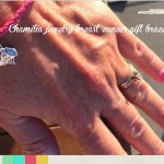 Chamilia Breast Cancer Gift Bracelet Gives Back