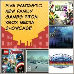 Five Fantastic New Family Games for XBOX One – XBOX One Media Showcase