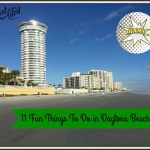 11 Fun Things To Do In Daytona Beach #travel #LoveDaytonaBeach