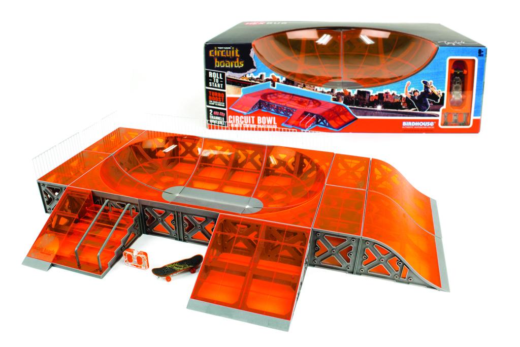 Hexbug Kids Rail Slide Circuit Board Dealtrend