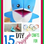 15 Creative DIY Origami Crafts for Kids