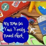 Yearly Travel Check – Make All of Your Traveling Easier #travel