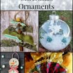 21 DIY Christmas Ornaments