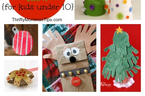 8 Christmas crafts