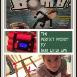 Chrono Bomb Game is the Perfect Present for Your Spy In Training #TMMGG2015