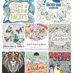Adult Coloring Books for Gifting #ValentinesDay