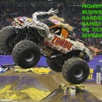 Monster Jam Roars Into Budweiser Gardens February 27 and 28: Family Four Pack Ticket Giveaway #CanWIN #MonsterJam