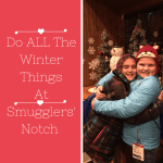 One of the Best Family Ski Resorts You Could Find – Smugglers' Notch #Smuggs #travel