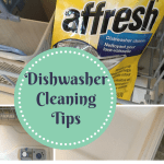 Keep a Clean Dishwasher with Affresh
