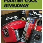 Bike Safety FOR Your Bike and a Master Lock #Giveaway ARV $100