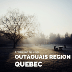 Six Things We Can't Wait to Do in Outaouais Region of Quebec #travel #OUTAOUAISFUN