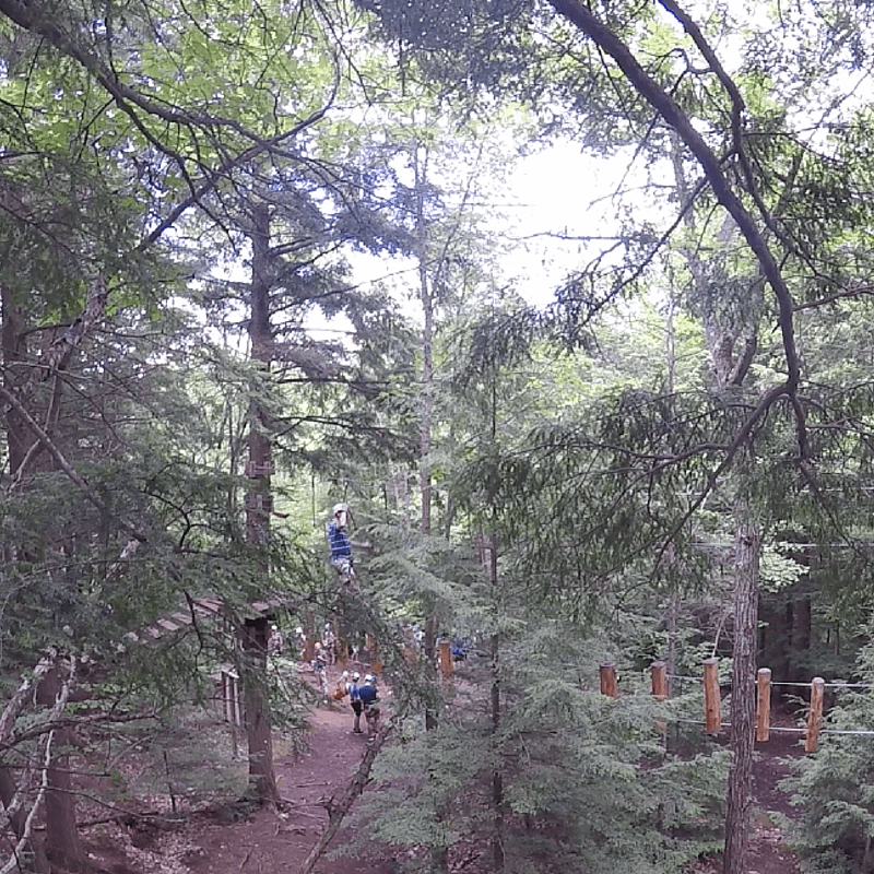 zip-lining lessons