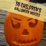 50 Fun Children's Halloween Movies