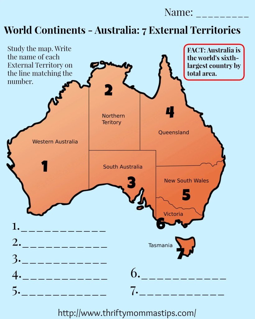 australia_country_fact_sheet_Name_the_territories