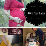 Happy Anniversary to Ontario's Fertility Program Twitter Party #IVF4ON