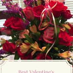 "Valentine's Day Bouquets – The Classic ""I Love You"""