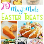Twenty Sweet Easter Treats to Enjoy!